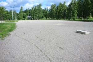 Lue lisää aiheesta Maaselän koulun hiekkakenttä