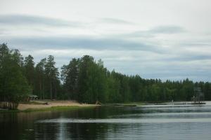 Lue lisää aiheesta Tahinlammen uimaranta