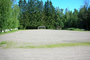 Lue lisää aiheesta Vehmaskylän koulun hiekkakenttä