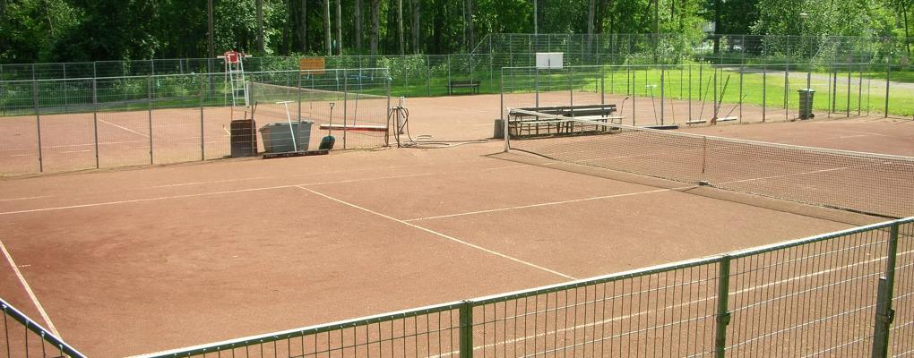 Tenniskentät
