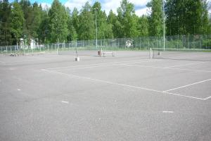 Lue lisää aiheesta Siilin tenniskentät