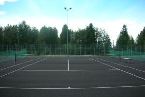 Lue lisää aiheesta Virtasalmen tenniskenttä