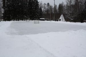 Lue lisää aiheesta Vehmaskylän koulun jääkenttä