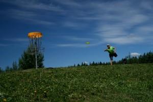 Lue lisää aiheesta Frisbeegolfradat