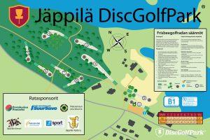 Lue lisää aiheesta Jäppilän frisbeegolfrata