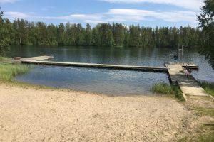 Lue lisää aiheesta Jäppilän uimaranta