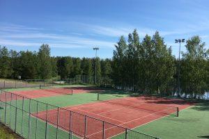 Lue lisää aiheesta Jäppilän tenniskenttä