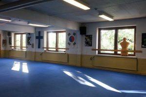 Lue lisää aiheesta Pieksämäen taekwondoseuran sali