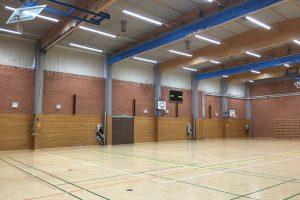 Lue lisää aiheesta Kontiopuiston liikuntahallissa seinien korjaustöitä viikosta 12 alkaen
