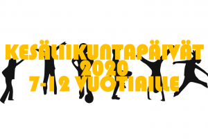 Lue lisää aiheesta Kesäliikuntapäivät 2020 7-12-vuotiaille