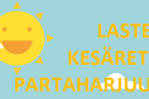 Lue lisää aiheesta Lasten kesäretki Partaharjuun
